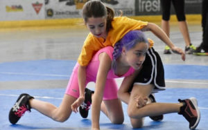 Youth Wrestling Girls Geneva Illinois